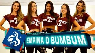 Kuarto de Empregada - Empina o Bumbum - Move Dance Brasil - Coreografia