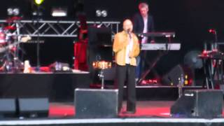 James  - Waltzing Along - Scarborough Open Air Theatre  - 22 - 05 - 15