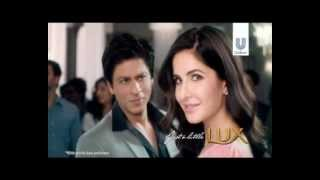New Lux with world's best perfumes featuring Sharuk and Katrina