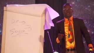 Teacher Mpamire Live at MTN Uganda 2014-African Comedy