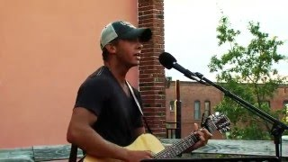 """Cop Car'"" -Keith Urban (LIVE Acoustic Cover) -Lake Gibson"