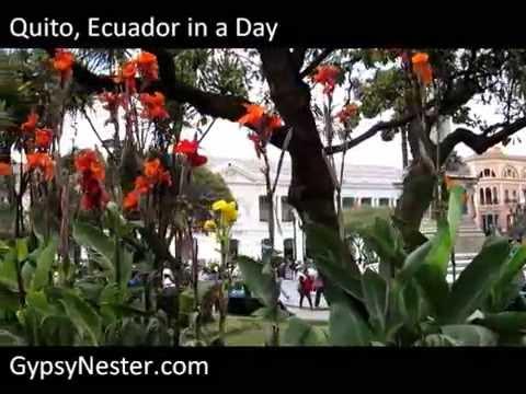The Key to Quito, Ecuador