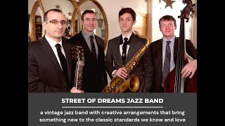 Street of Dreams – Corcovado--NYC Jazz and Bossa Nova Band