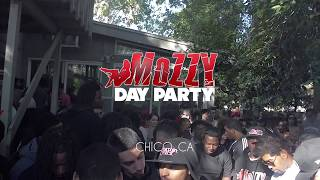 Mozzy Day Party - Chico, Ca