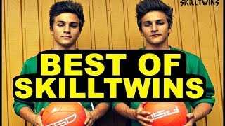 BEST OF SKILLTWINS! ★ Amazing Twins Football/Futsal/Freestyle Skills