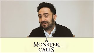Sit Down With the Director: J.A. Bayona – A Monster Calls– Regal Cinemas [HD]