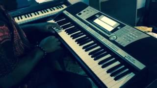Kanye West - Stronger piano cover by freshfingers