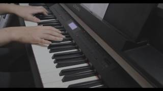 BTS Rap Monster - Always - Piano Cover