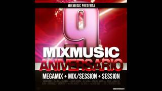 Mixmusic Megamix 9º Aniversario promo