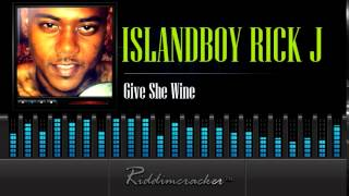 Islandboy Rick J - Give She Wine [Soca 2014]