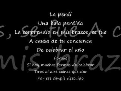 Bala Perdida de Mj Letra y Video