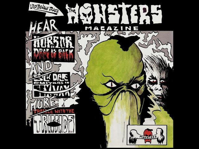 Álbum completo de The Monsters - The Hunch