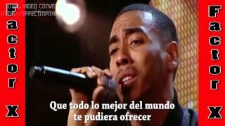 Josh Daniel The X Factor 2015 Subtitulos en español