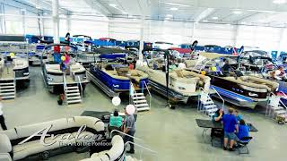 2018 Pontoon Boats CUSTOM COLORS! | Avalon Luxury Pontoon Boats