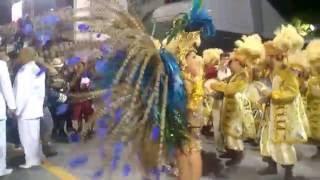 Vila Maria 2016 - Desfile das Campeãs - Recuo da Bateria