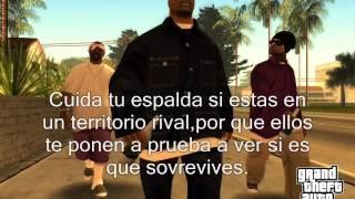 Canción de GTA San Andreas (Subtitulada al español)