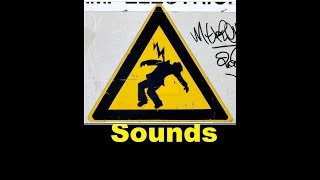 Electrocution Sound Effects All Sounds