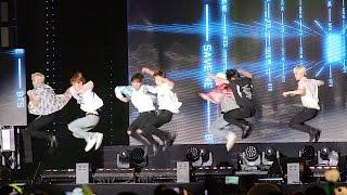 Fancam - BTS(방탄소년단) _ FIRE (불타오르네)+'Save ME'+DOPE(쩔어) 160725 Ulsan Concert width=