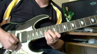 Arpeggios from hell   Yngwie Malmsteen cover