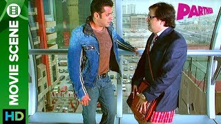 Dude You Practically Nude | Salman Khan & Govinda | Partner