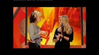 Emma Bunton - Tomorrow (Live @ TOTP Saturday 20-03-2004)