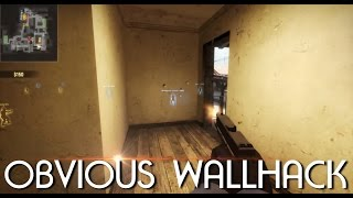 CS:GO ı Obvious Wallhack ı8ı