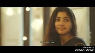 Sai palavi emotional scene in premam ( Telugu  version)
