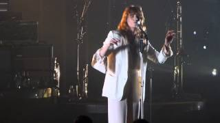 """Long & Lost (1st time live)"" Florence & the Machine@Merriweather Post Pavilion Columbia, MD 6/9/15"