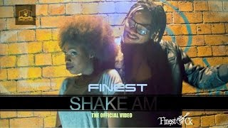 Finest Ck - Shake Am (Official Video) Afrobeat Music.