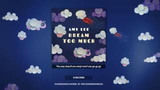 """AMY LEE - """"Hello Goodbye"""" (Audio Lyrics)"""