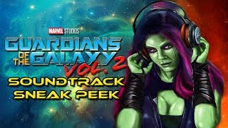 Guardians of the Galaxy Vol. 2 Soundtrack/Score Sneak Peek | January 25, 2017
