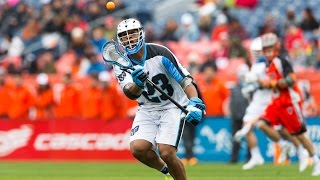 Major League Lacrosse Week 2 Recap in Images by Pretty Instant: April 30th - May 1st, 2016