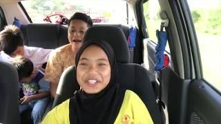Syafa Wany & Muaz - Chandelier (Cover Sia)