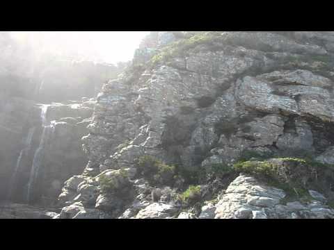 Tsitsikamma Otter Trail Waterfall