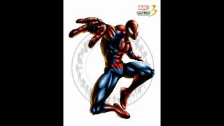 Marvel vs Capcom 3 - Theme of Spider Man