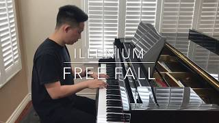 Illenium - Free Fall (piano cover) AWAKE album