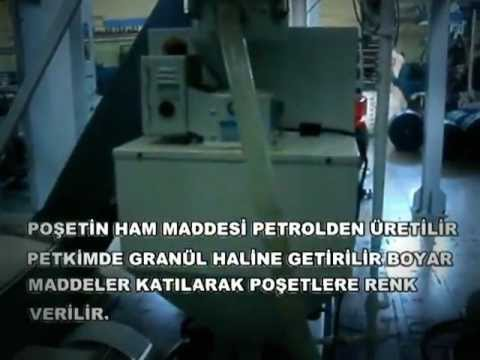 Poşet Yapımı-Doğa Kolji-Rozelin ZİREK.FLV