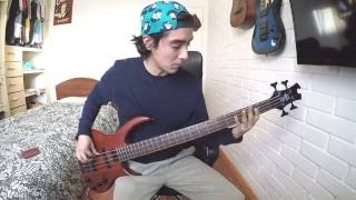 Roosevelt - Hold On (Bass Cover)