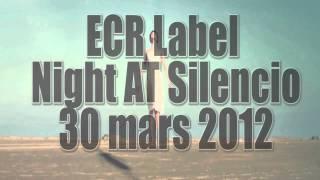 UNER Live in Geneva @ ECR Label Night - Silencio