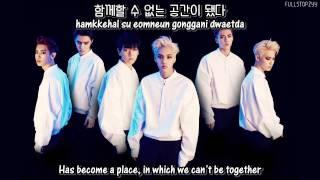 EXO-K - Thunder + [English Subs/Romanization/Hangul]