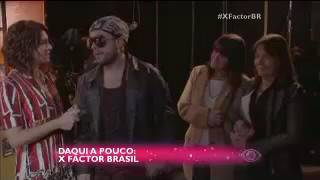 Mauricio Meireles canta no Xfactor Br acompanhe!
