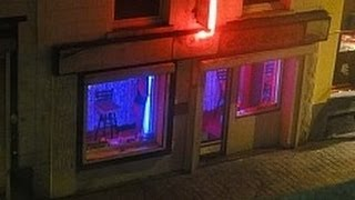 Brussels Red Light District / Quartier Rouge Bruxelles / Rosse Buurt Brussel