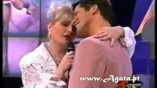 Ágata Mais Uma Madrugada Big Show SIC 1998 http://www.Agata.pt Mais Uma Madrugada