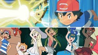 Pokémon the Series Theme Songs—Alola Region