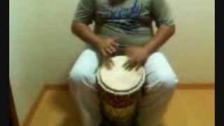 Alguns axés cantados ao orixá Obá pelo Alagbe Roger t' Aganjú