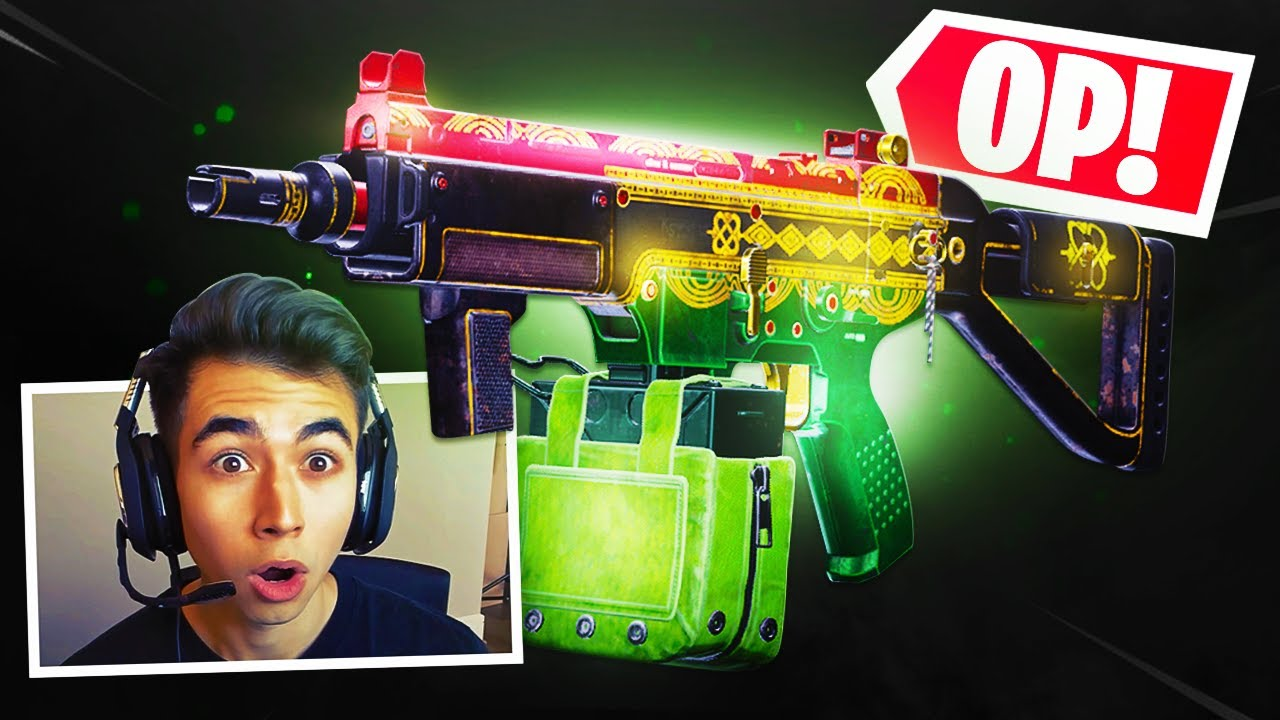 Attach - the NEW BEST SMG in Cold War... (BETTER THAN AK47u!)