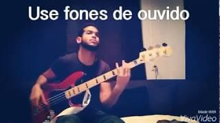Ana Muller - Deixa Bass Cover Lucas