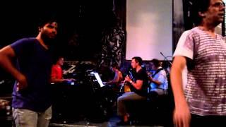 Dorian el musical (Ensayo) Muerte de basil