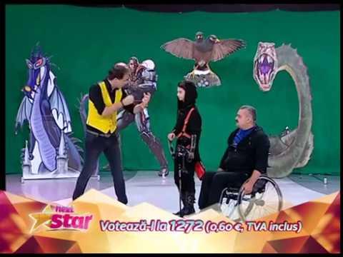 Valentin Speriuşi este campion naţional la tir cu arcul, la doar 11 ani! Next Star