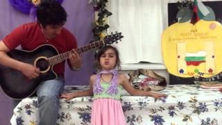 Хорце - Кой свири хорото, детска песен, LA, CA